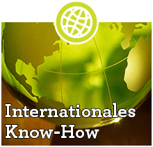 Internationales Know-How